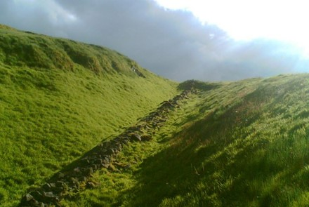 The Antonine Wall & Bar Hill Fort